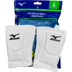 S White LR6 Volleyball Kneepads